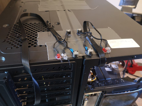 (The SCIENCE! Farm) 2 Computers 1 PSU