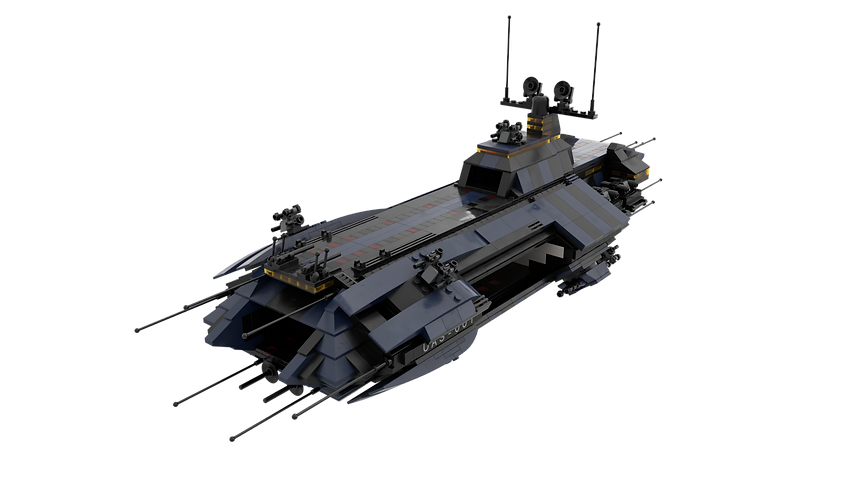 (Cruiser) HY-AX 'Hydra'-class Light Fleet Carrier