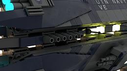 (UTN/UAS/ATIS) S/M/LRM Weaponry