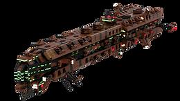 (Capital) Vujlcyon 'Volture' (HBT1) Battleship