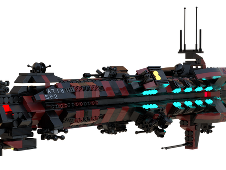 (RP) ATISAIN SP2-class Fleet Destroyer