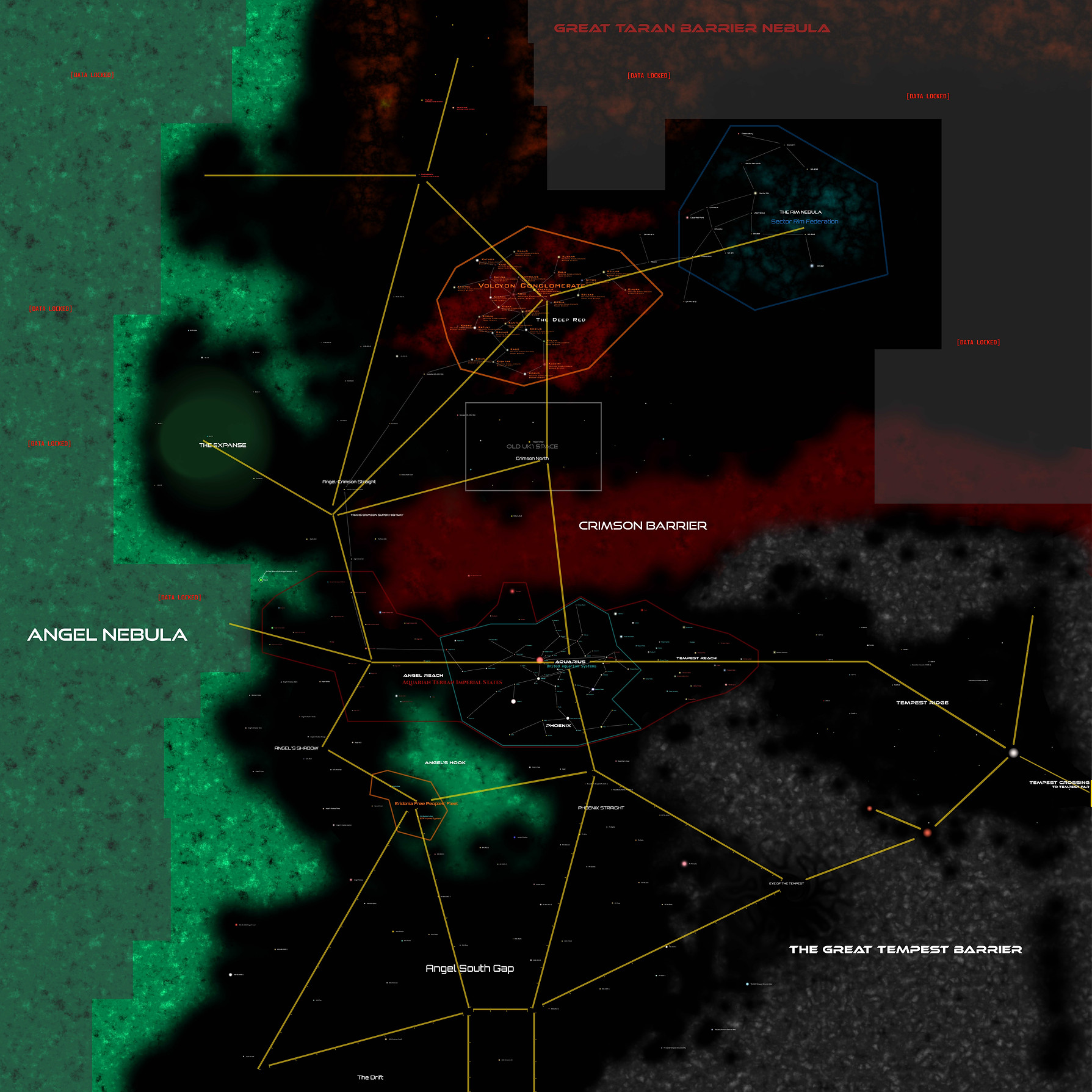The Game Star Map-3.3(updated-03-04-2021