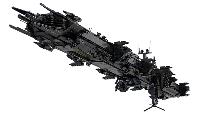 (Capital) RT-AX 'Retribution II'-class Dreadnought