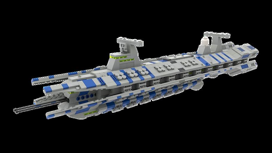 (Cruiser) Tempest-class Missile Cruiser