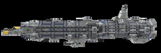 Endeavour-S2A-Class Battlecruiser