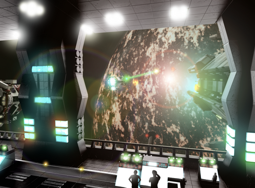 [Role Play] TLN 1st Core Sector Fleet arrives over Coron, Corona System, 4056 A.D