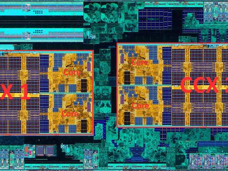 Tech Babble #4: Why I think Zen2 still has a 4-core CCX