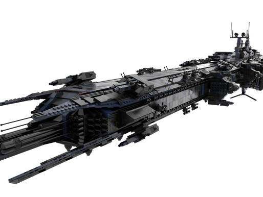 "[Role Play] RT-AX ""Retribution II""-class Dreadnought. [Updated with S1A variant]."