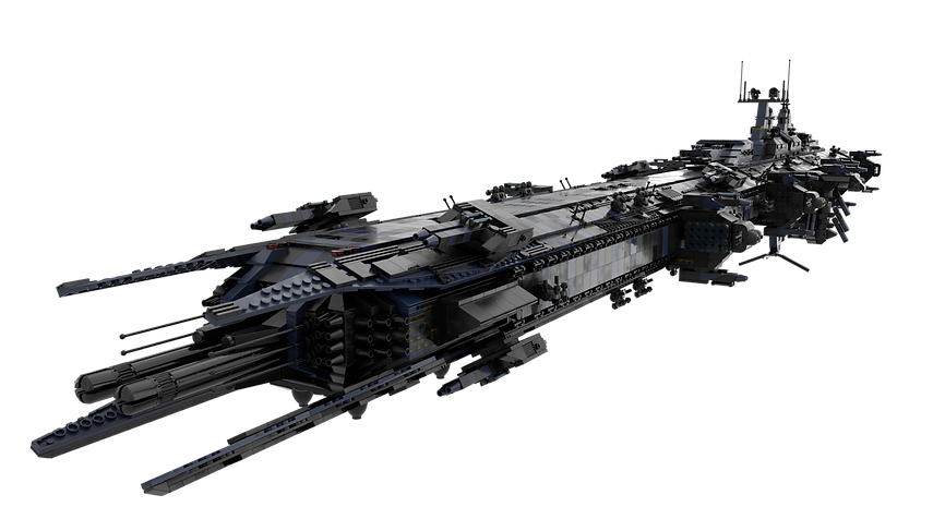 (Capital) RT-AX 'Retribution II'-class Dreadnought