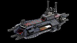 (Cruiser) HY-AX 'Hydra'-class Light Fleet Carrier