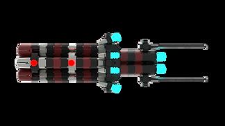 (UTN/UAS/ATIS) Extreme Long-Range Inter-Solar Ballistic Missile