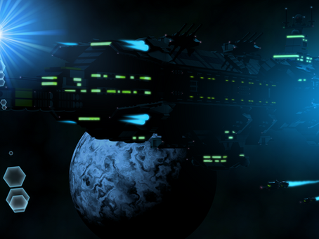 First Contact In Tempest Sigma (4015 A.D) Part 1