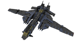 (Strikecraft) F-4300 Dragonfly