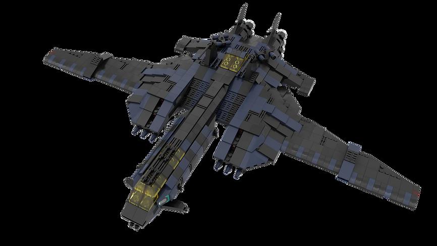 (Strikecraft) F-4300 Dragonfly