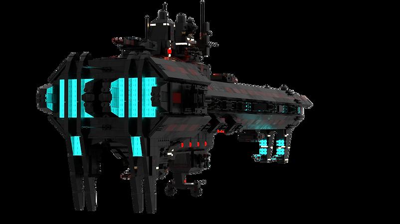 (Capital) RE-II-Class Battlecruiser