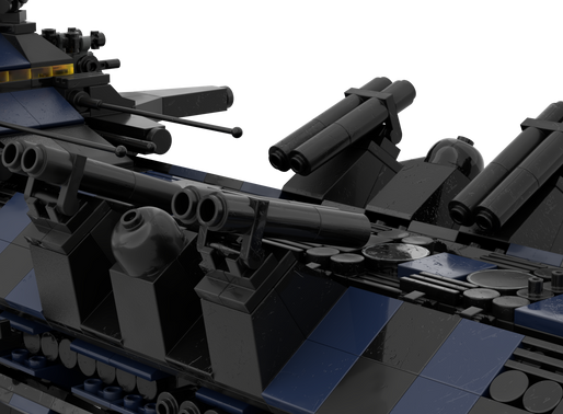 [Role Play] SPARTAN LRMS Missile System