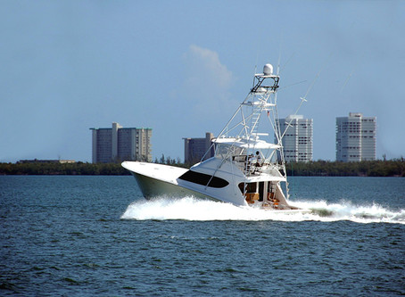 Yacht Delivery Season, don't get left behind