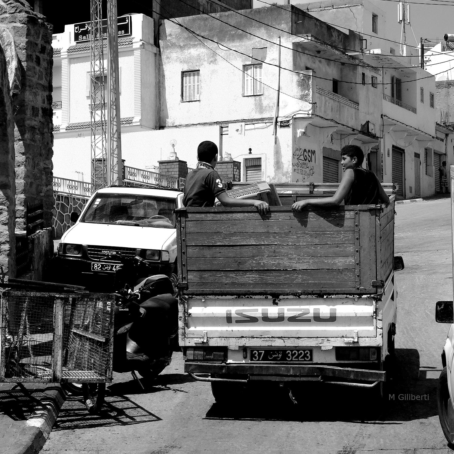 Aousja / Tunisie