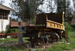 Le camion jaune / Grombalia / Tunisi