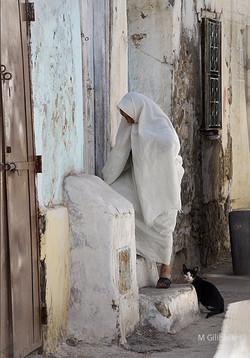 Le seuil / Kairouan