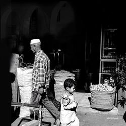 Tunis / le marché