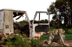 Le camion /Grombalia / Tunisie