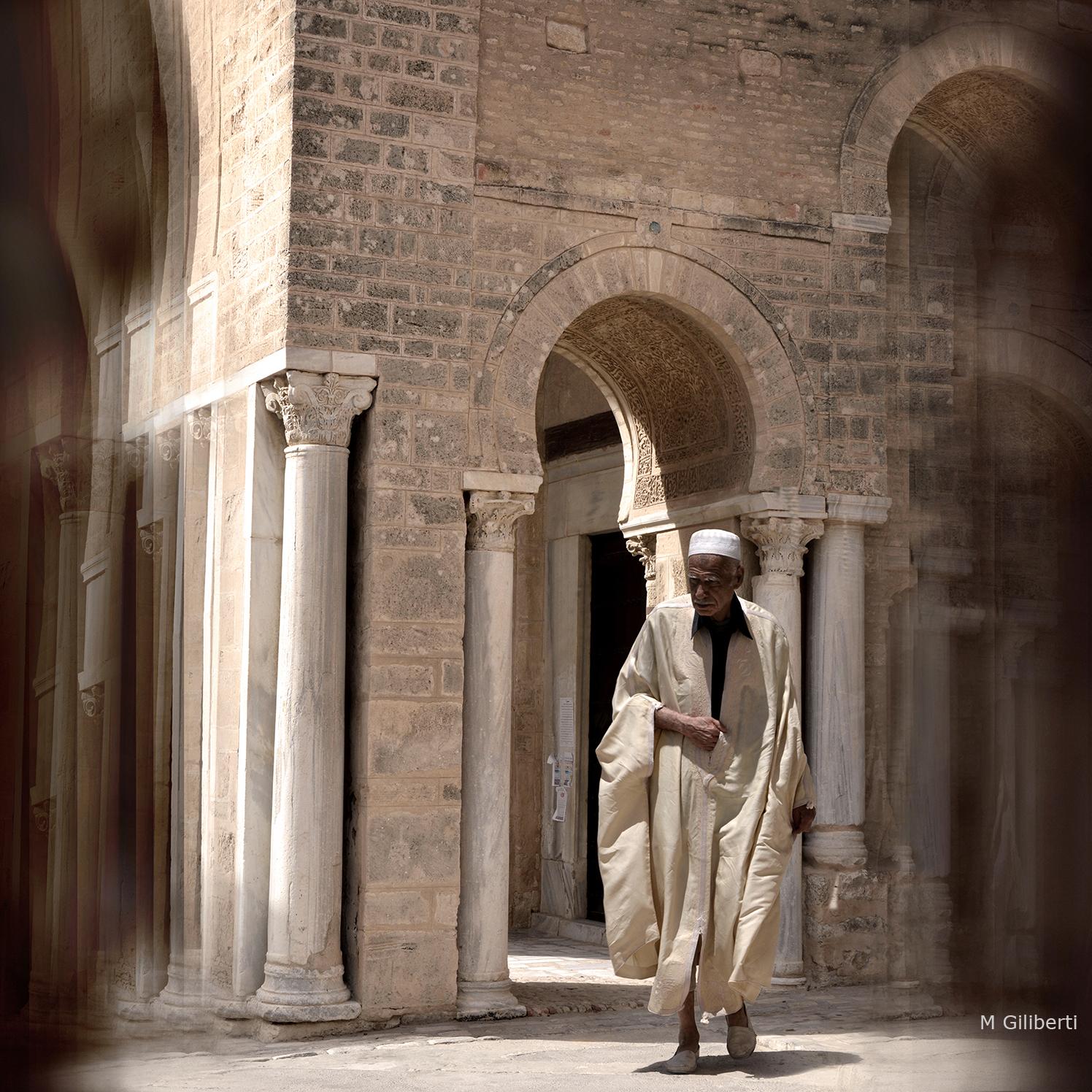 Les pas du sage / Kairouan
