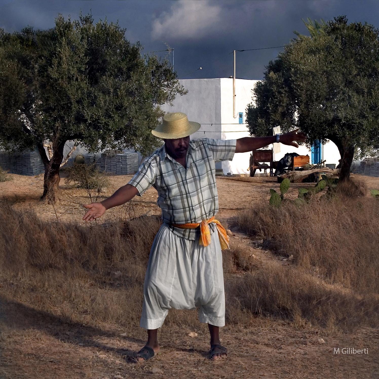 Danse de mariage / Djerba