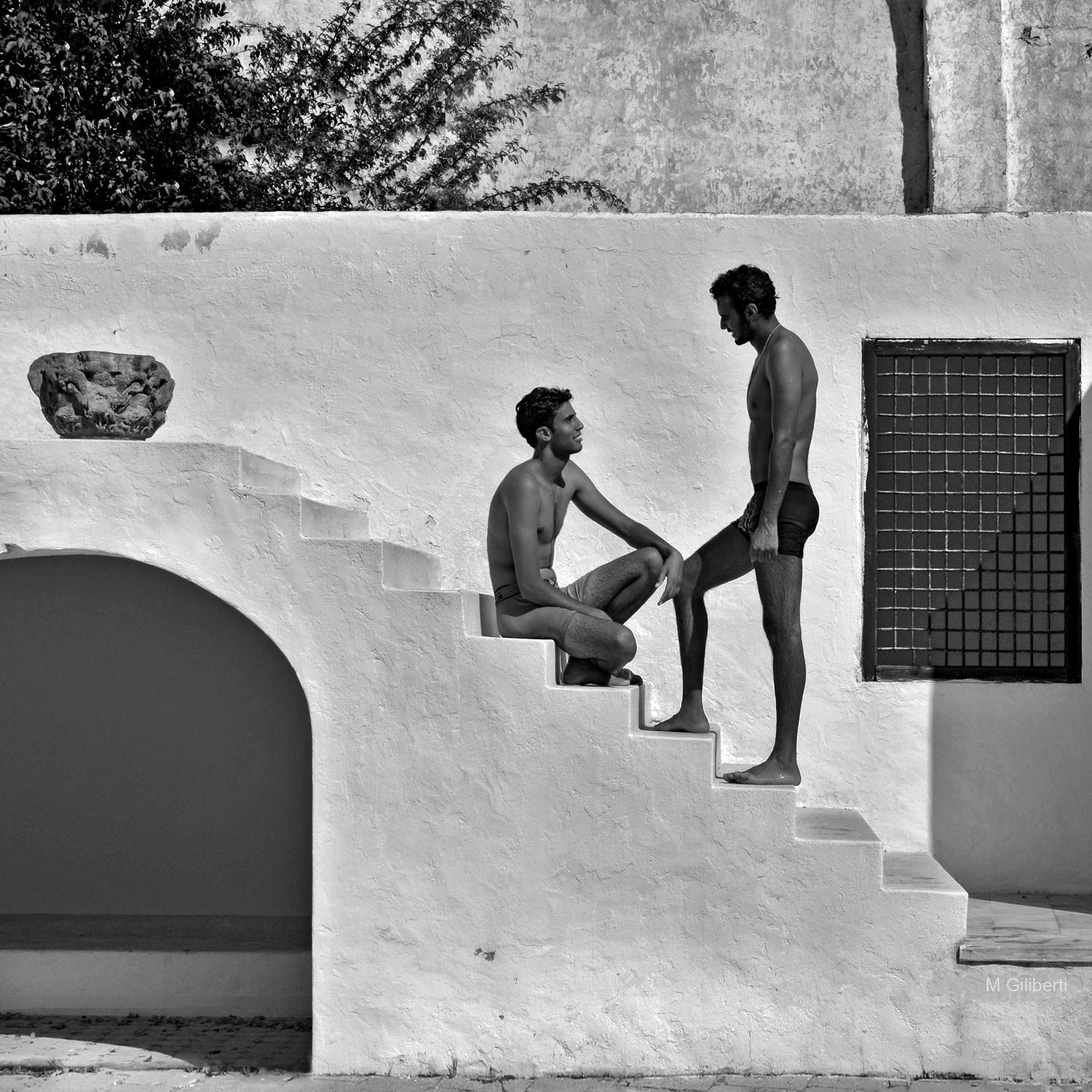 Malek & Yassin Sidi Bou Saïd