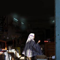Le marché / Tunis