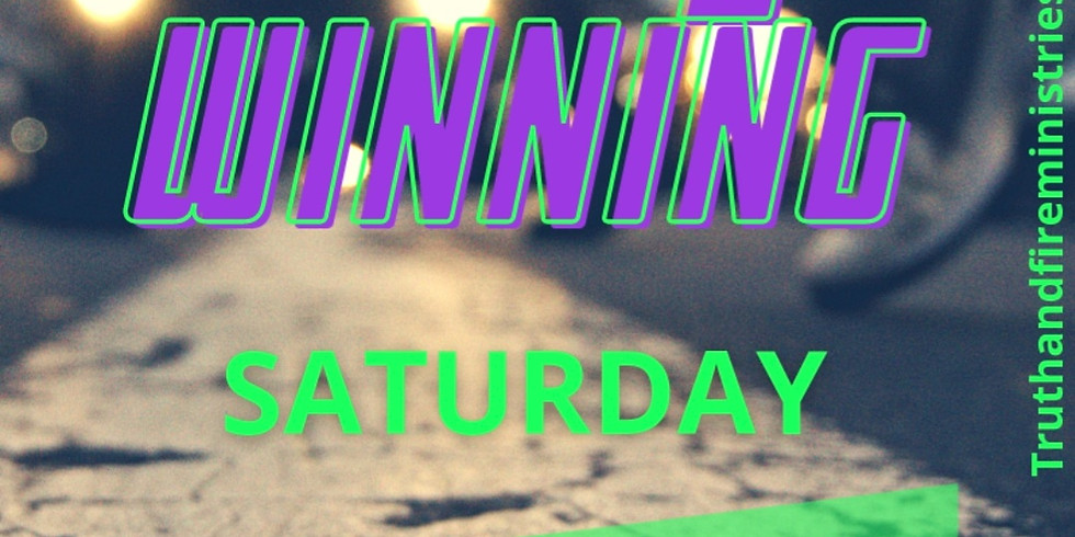Soul Winning Saturday