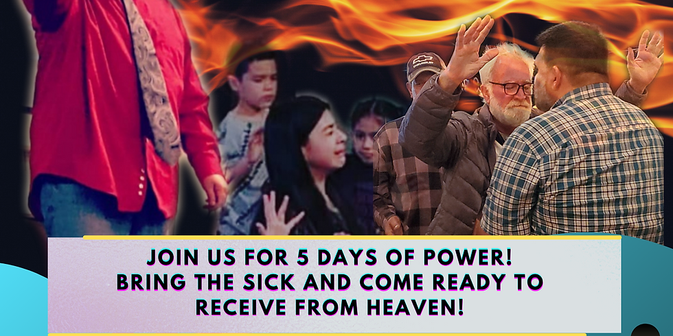 Holy Ghost Meetings Volcano Assembly of God