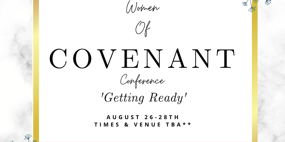 Women of Covenant Conference