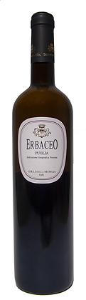 ERBACEO PUGLIA I.G.P. BIANCO COLLI DELLA MURGIA - Bottiglia lt.0,750