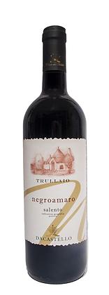 TRULLAIO NEGROAMARO SALENTO I.G.P. - Bottiglia lt. 0,750