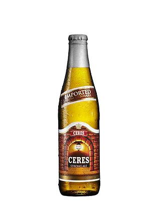 BIRRA CERES CHIARA BOTTIGLIA  Confezione da 24 bottiglie  - Lt 0,33