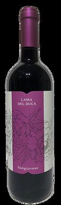 LAMA DEL DUCA ROSSO SANGIOVESE PUGLIA IGP - Bottiglia lt. 0,750