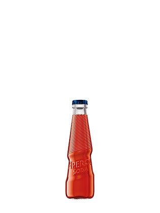 APEROL SODA BOTTIGLIA IN VETRO 24 BOTTIGLIE - Lt 0,125