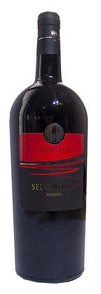 SELVAROSSA SALICE SALENTINO DOP RISERVA - Magnum lt. 1,50