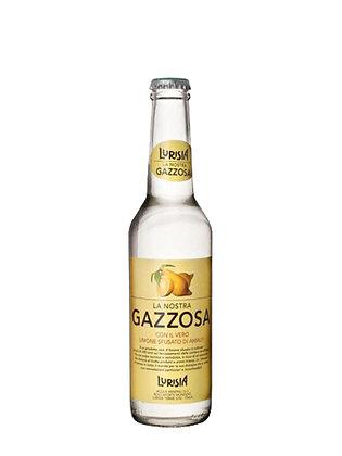 LURISIA GAZZOSA BOTTIGLIA VETRO  -  Lt 0,275  Confezione da 4 Bottiglie
