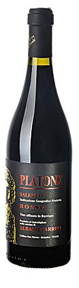PLATONE SALENTO IGP ROSSO BARRIQUE ALBANO CARRISI - Bottiglia lt. 0,750