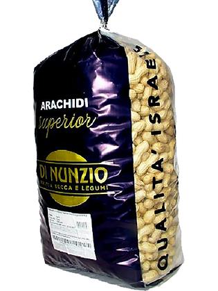 ARACHIDI IN GUSCIO TOSTATE  - Kg. 5.00