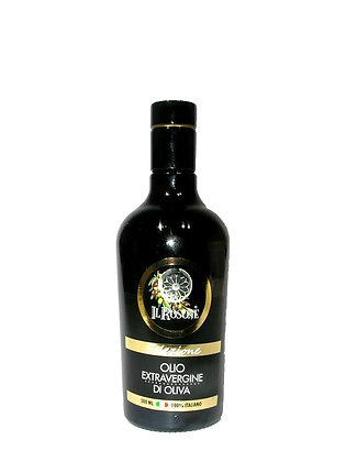IL ROSONE OLIO EXTRA VERGINE DI OLIVA SELEZIONE CORATINA 100% ITALIA - lt. 0,500