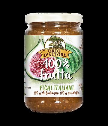 PREPARATO DI FICHI  100% PRODOTTI ITALIANI - Gr. 340