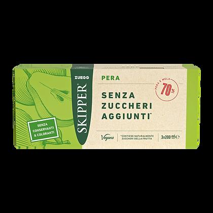 SKIPPER SUCCO PERA  SENZA ZUCCHERI AGGIUNTI 3  BRIK - lt. 0,200