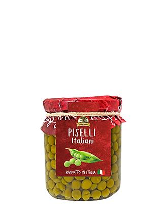 PISELLI AL NATURALE  100% ITALIANI - Gr. 300
