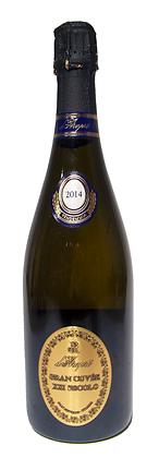 D'ARAPRI' GRAN CUVEE' 21° SECOLO BRUT MILL. MET. CLASS. - Bottiglia lt. 0,750