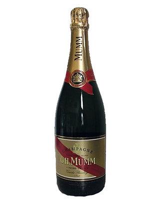 CHAMPAGNE BRUT MUMM CORDON ROUGE - Bottiglia 0,75 lt