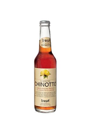 LURISIA CHINOTTO BOTTIGLIA VETRO  -  lt 0,275  Confezione da 4 Bottiglie