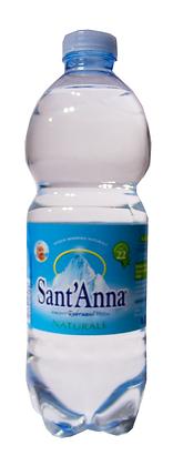 SANT'ANNA NATURALE   - lt. 0,500 -  24 bottiglie